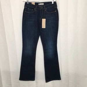 Levi's 515 Mid Rise Bootcut Jeans